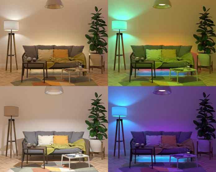 4 type of lights
